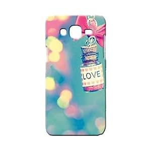G-STAR Designer 3D Printed Back case cover for Samsung Galaxy E5 - G4723