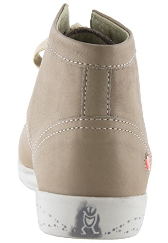 Softinos Isleen Smooth, Baskets Basses Femme Taupe