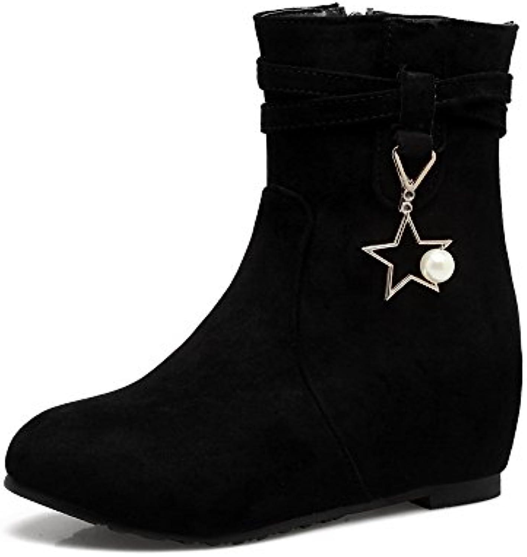 MEI&S Donne aumento interno breve stivali scarpe   La qualità prima    Scolaro/Signora Scarpa
