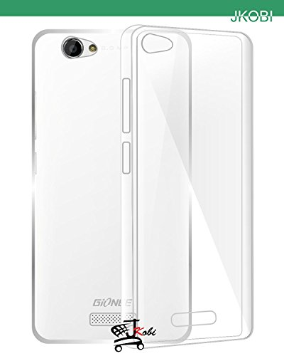 Jkobi Exclusive Soft Silicone TPU Jelly Crystal Clear Case Soft Back Case Cover For Gionee M2 -Transparent  available at amazon for Rs.145