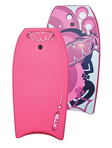 TWF Kid 's XPE Pro EVA–Tabla de bodyboard,...