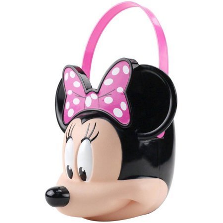 Disney Minnie Mouse Halloween Candy Pail by Walmart Halloween (Walmart Minnie Mouse)
