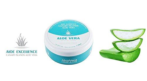 Aloe Vera - Cremas faciales y corporales, jabones de glicerina