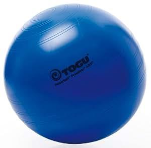 Togu Gymnastikball Powerball Premium ABS (Berstsicher), blau, 45 cm