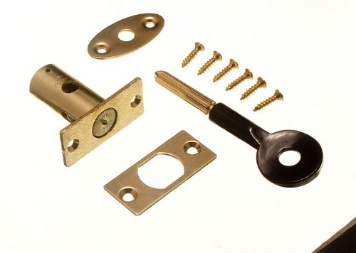24 X 24 LOCKS & KEYS RACK X WINDOW SEGURIDAD PERNO & KEY ESTRELLA 32MM EB + TORNILLOS