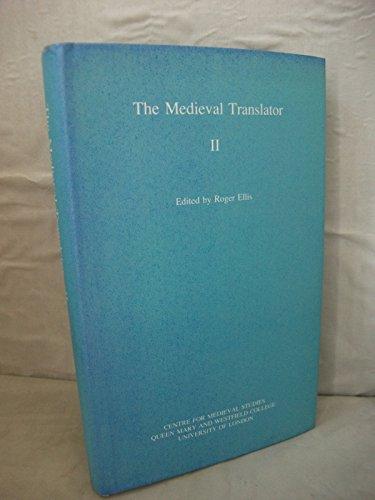 the-medieval-translator-ii-v-2-westfield-publications-in-medieval-studies