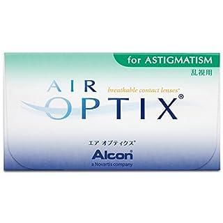 Air Optix for Astigmatism Monatslinsen weich, 3 Stück / BC 8.7 mm / DIA 14.5 / CYL -0.75 / ACHSE 10 / -5  Dioptrien