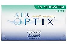 Air Optix for Astigmatism Monatslinsen weich, 6 Stück / BC 8.7 mm / DIA 14.5 mm / CYL -1.25 / ACHSE 10 / 0 Dioptrien