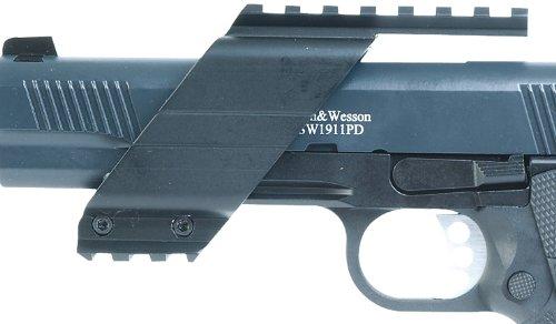 Cybergun rail de montage universel pour pistolet (Colt Compact 1911)
