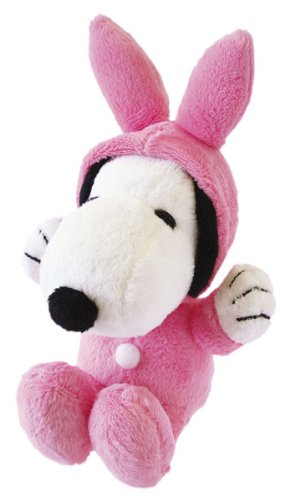 Snoopy Costume Plush: Bunny (japan import)