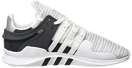 adidas Eqt Support Adv, Scarpe da Ginnastica Basse Uomo Bianco (Ft White / Ft White / C Black)