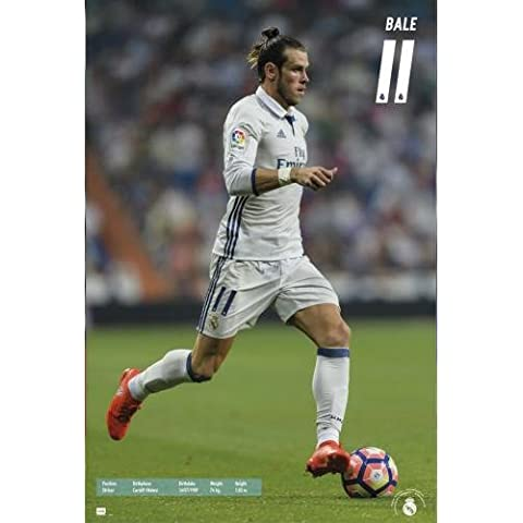 Maxi Poster Real Madrid 2016/2017 Bale