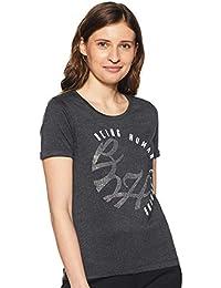 Being Human Women's Regular fit T-Shirt