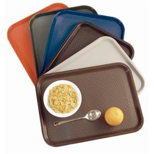 Kristallon Fast-Food-Tablett schwarz 45 x 35cm Catering-tray