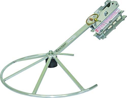 GREENSTAR 10224Abstandshalter Schnappbefestigung für Kopf Nylonband auf Motorsense Rucksack, schwarz, 35457