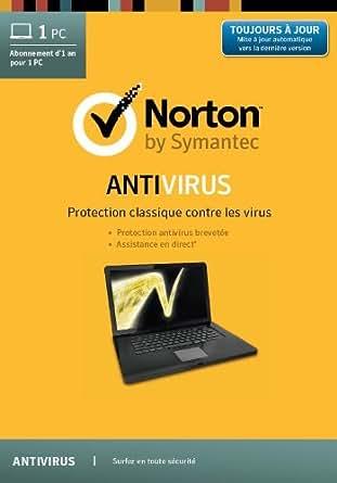 Norton Antivirus 2014 - 1 PC- 1 an [Téléchargement]