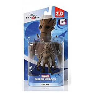 Unisex-Erwachsener – Official – Guardians of The Galaxy – Disney Infinity Figur