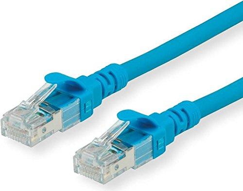 ROLINE UTP Patchkabel Kat.6 Componentlevel blau 150cm 59,05Zoll