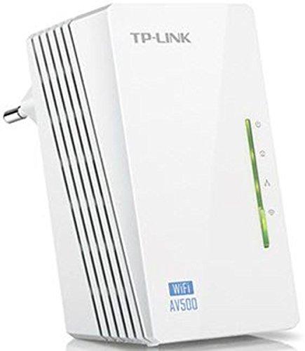 TP-Link TL-WPA4220 AV500 N300 Extender (Powerline + WLAN n, 2x LAN)