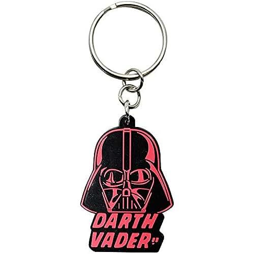 star wars kawaii Abystyle ANYKEY 078 - Llavero de Star Wars, Darth Vader