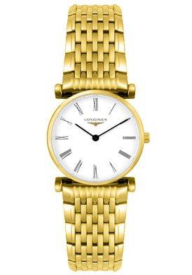 Longines l4.209.2.11.8–Montre bracelet pour femme