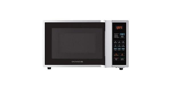 Daewoo KOC9Q1T Combination Microwave Oven - White: Amazon.co.uk: DIY