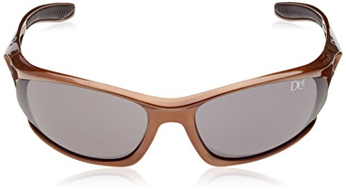 Dice Herren Sport Sonnenbrille shiny brown
