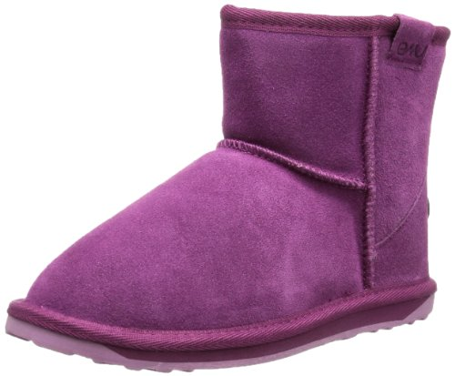 <span class='b_prefix'></span> Emu Unisex-Child Wallaby Mini Boots