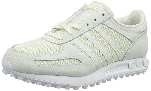 Adidas la Trainer, Scarpe da Ginnastica Basse Donna, Beige (Off White/Off White/Ftwr White), 38 EU