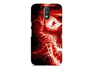 Hamee Designer Printed Hard Back Case Cover for Coolpad Note 5 Design 5830