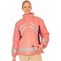 hyviz impermeable equitación Chaquetas Amarillo O ROSA - Varios colores - rosa y negro, XS