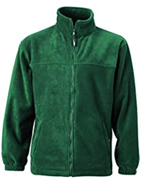 James y Nicholson - full-zip-chaqueta de forro polar