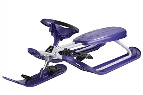 Stiga 73-2322-04 - Snow Racer Color Pro TÜV/GS, Outdoor und Sport, lila