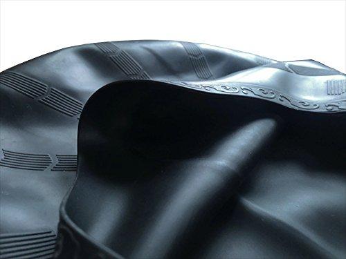 fitspec - Cuffia da nuoto in silicone con tasche paraorecchie db87aca0e427