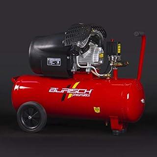 BURISCH Air Compressor BT350V 50L 3HP V-Twin 14.1CFM