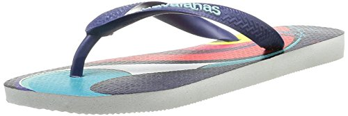 Havaianas Hype, Tongs homme Blanc