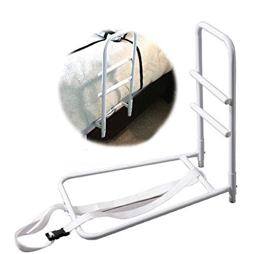 JAZC-Bettgitter Bett-Haltegriff-Krankenhaus-Grad-Sicherheits-Bettgitter Für Ältere Personen, Bett-seitlicher Handlauf, Erwachsener-Handlauf Für König Königin Twin Size Bett -