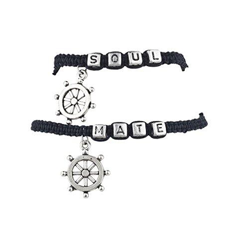 lux-accessoires-soul-mate-roue-de-bateau-nautique-ensemble-bracelet-2