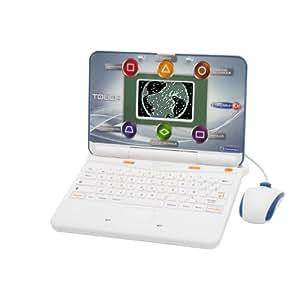 Clementoni-62187-Ordinateur pour enfant-Computer Kid - Hi Touch