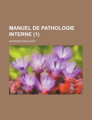 Manuel de Pathologie Interne (1)