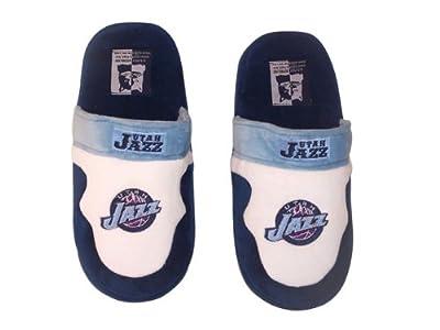 Happy Feet - Utah Jazz - Scuff Slippers - inexpensive UK light store.