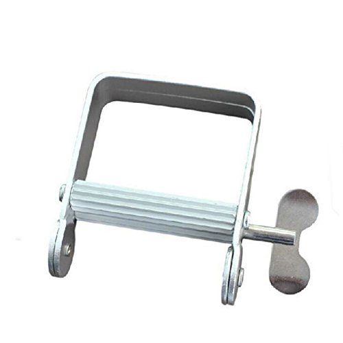 Grande tubo metallico Squeezer strizzatore & Mini metal Tube Squeezer roller Key (Mini Roller Kit)