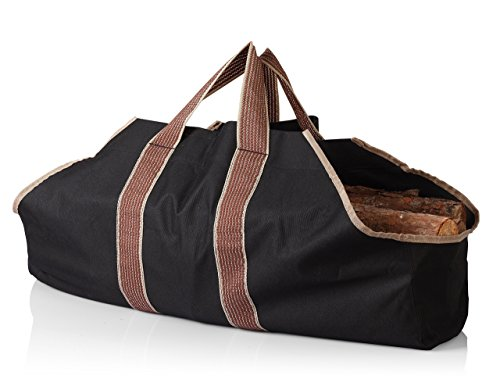 Panacea Products 15251 Canvas Log Carrier, 70cm . x 30cm . by Panacea Products