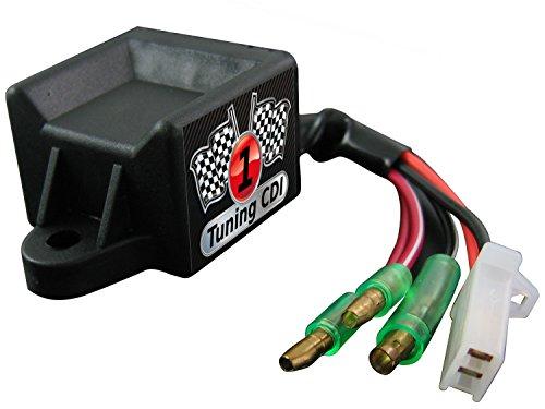 Popcorn-kabel (Offene Sport Tuning CDI CPI Hussar, CPI Popcorn, Tennesse [(E1) bis Baujahr 2003] CPI Bingo 50)