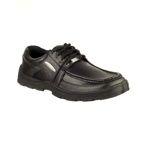 Mirak Jungen Schuhe Tony Schwarz