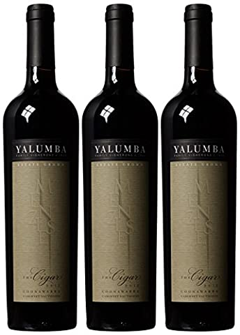 Yalumba The Cigar Coonawarra 2011/2013 Wine 75 cl (Case of 3)