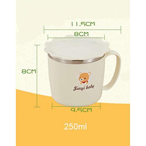 ierungs-Becher-Wasser-Flasche Tee-Isolierungs-Kessel-Isolierungs-Topf-Kaffeetasse ()