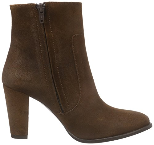 Mentor Mentor Ankle Boot, Bottes femme Marron - Marron