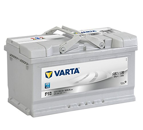 VARTA Silver Dynamic F18 Autobatterie 12V 85Ah 800A