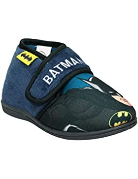 Zapatillas de casa Media Bota de Batman Talla 25
